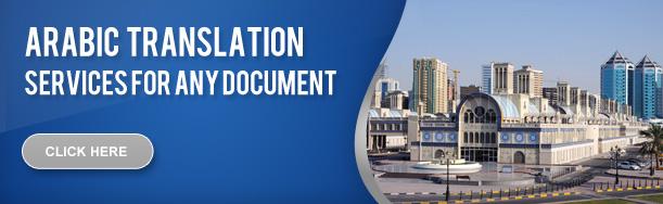 Arabic Translation Services California